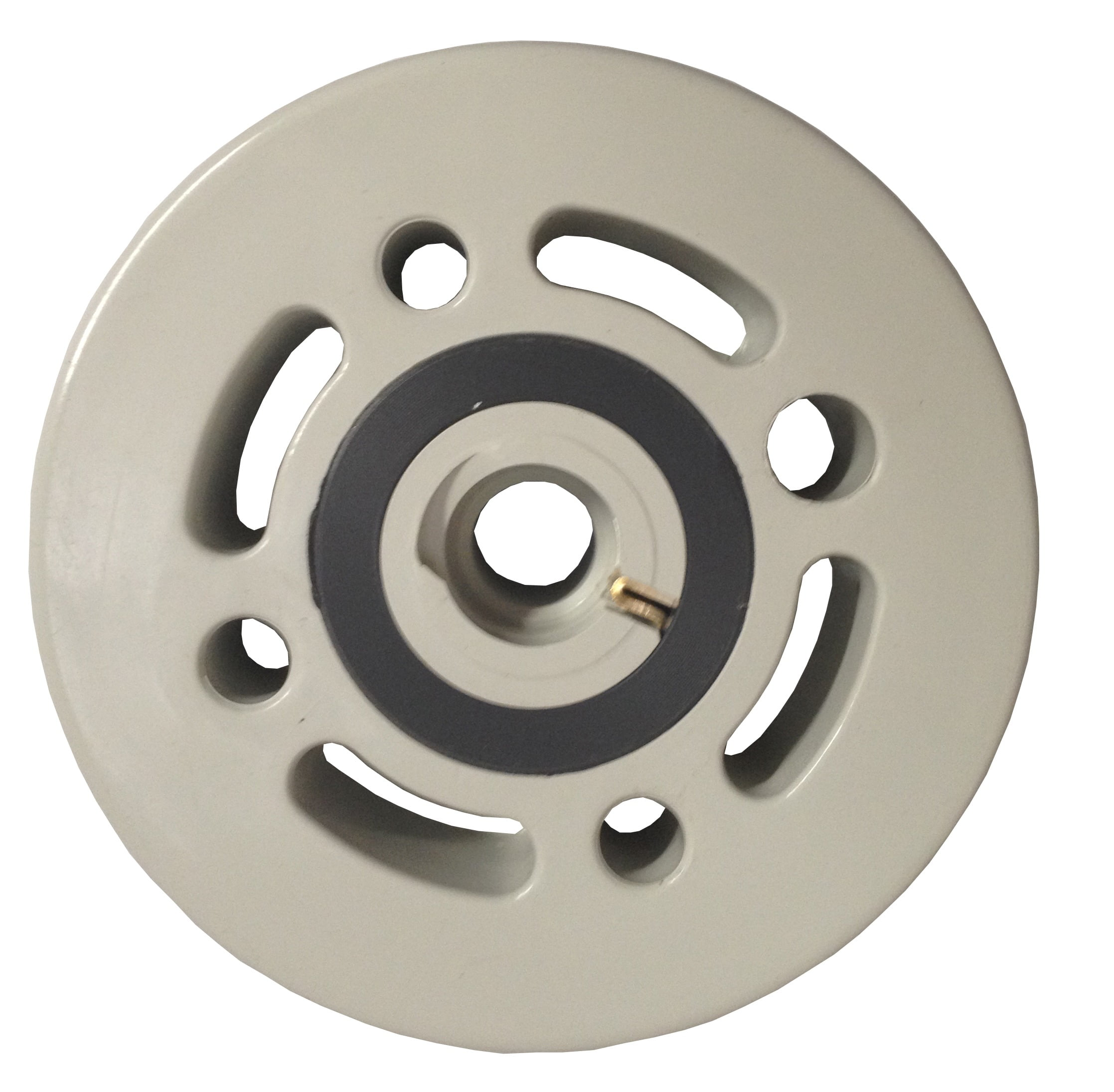 diaphragm backing plate