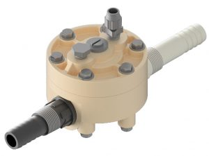 3/4 inch chlorine injector