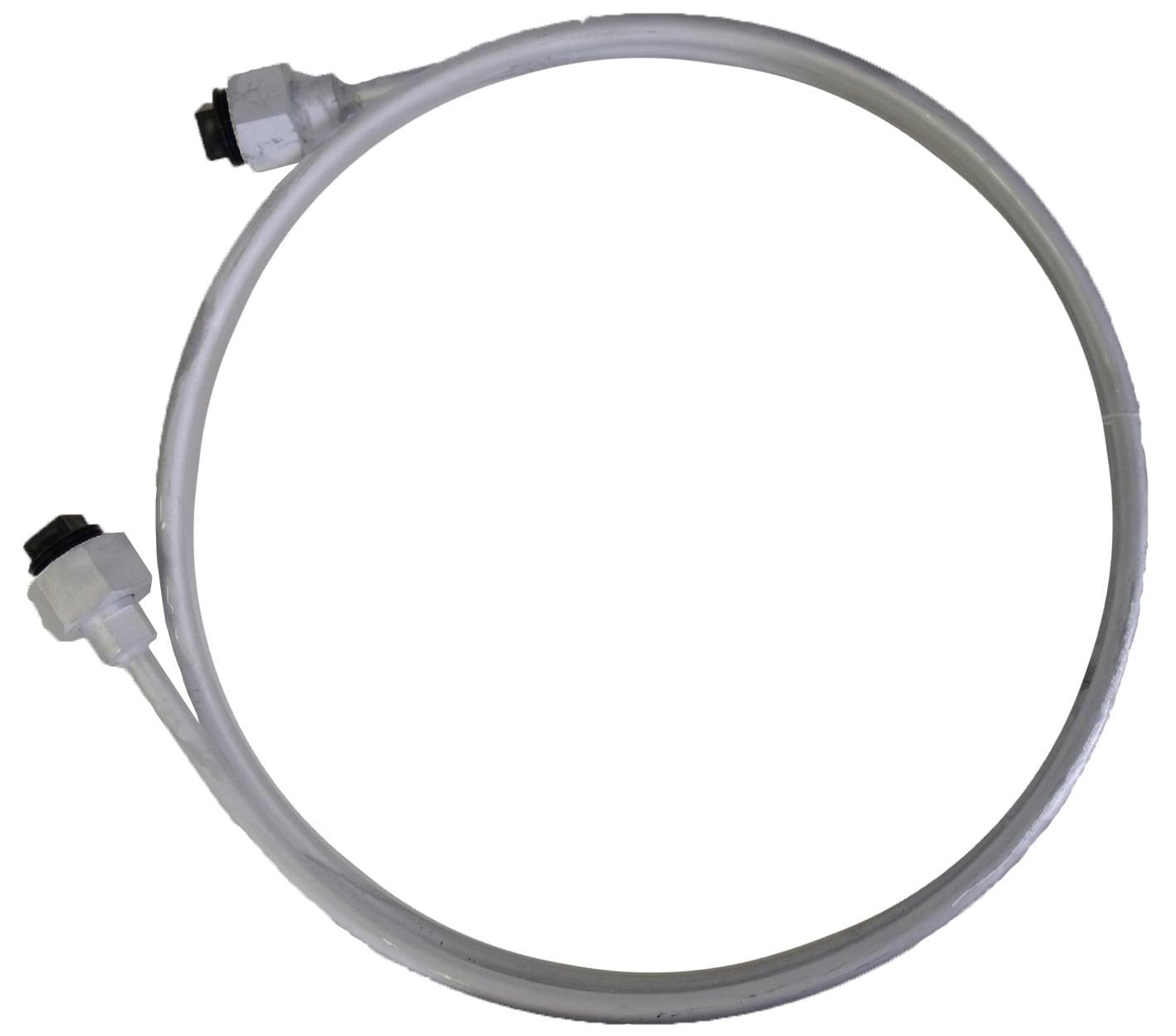 Flexible drum connectionss