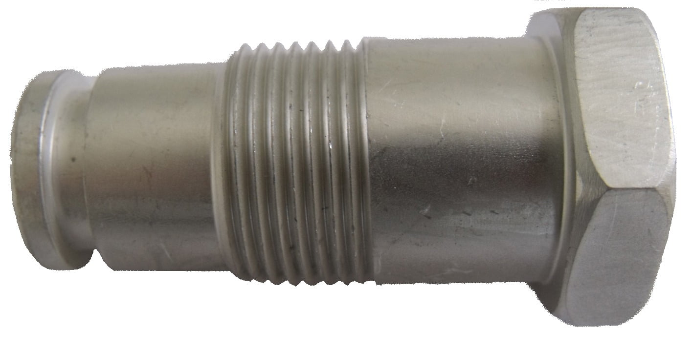 Gas cartridge nipple