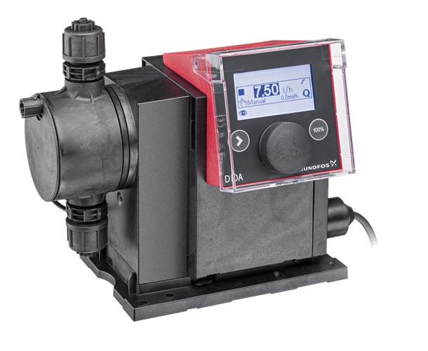 Smart digital dosing pump