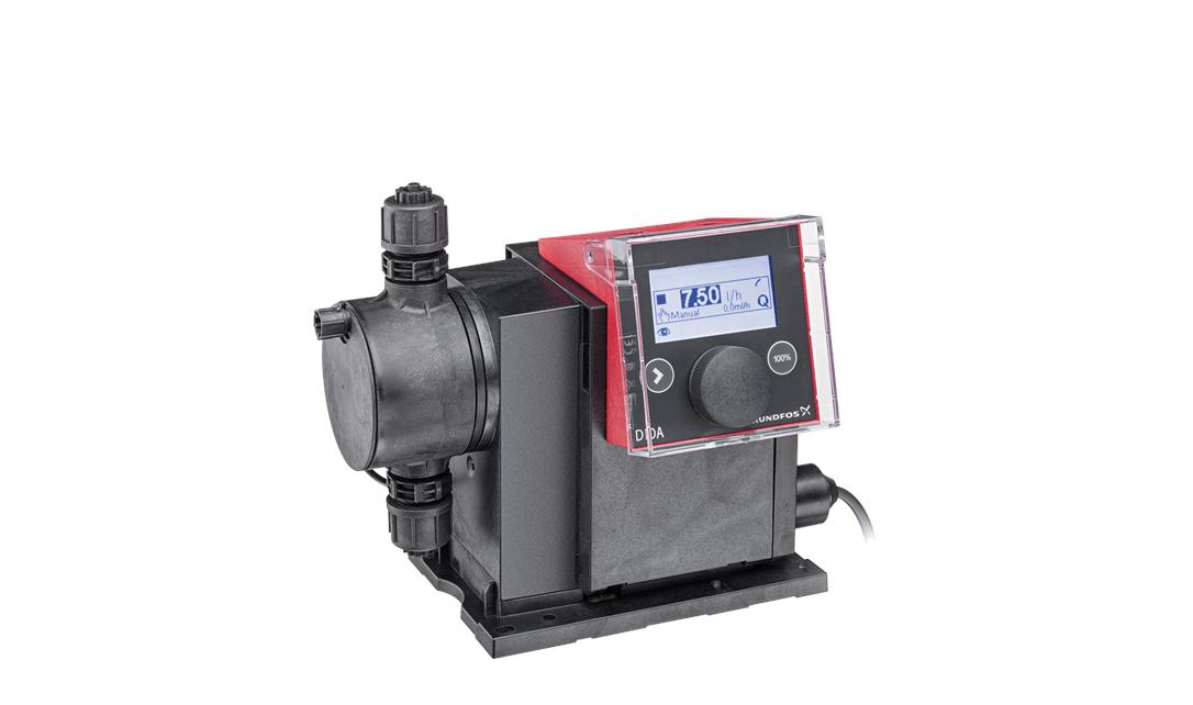 Smart digital dosing pump DDA