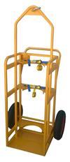 Chlorine cylinder trolley